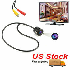 Small Wired waterproof mini Camera Security CCTV Color wide angle Video camera