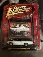 Johnny Lightning 1965 Chevy Impala SS Convertible  1:64 Die cast NIP