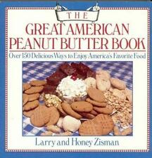 The Great American Peanut Butter Book: A Book of Recipes-ExLibrary