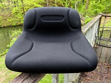 New MTD Cub Cadet Black Cloth Seat For Tractor & Riding Lawn Mower 757-04129