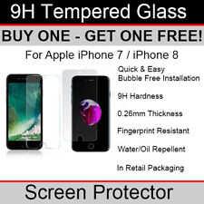 Premium Quality Tempered Glass Screen Protector for iPhone 7