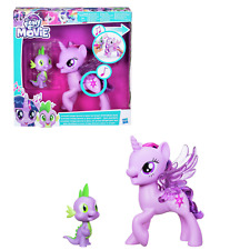 MLP My Little Pony Princess Twilight Sparkle & Spike Friendship Duet The Dragon