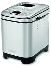 New Cuisinart CBK-110 2-Pound Compact Automatic Bread Maker SEALED FAST SHIP