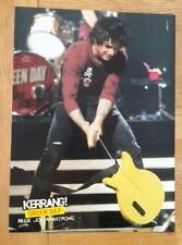 More details for green day 'oops' magazine photo/poster/clipping 11x8 inches