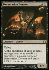 1x DESECRATION DEMON - RTR/Duel Deck - MTG - Magic the Gathering - NM