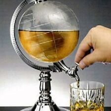 Unique Design Mini Globe Shape Home Night Club Beverage Liquor Dispenser Beer