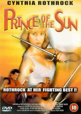 PRINCE OF THE SUN DVD Cynthia Rothrock Conan Lee Lam Movie Film UK Releas New R2