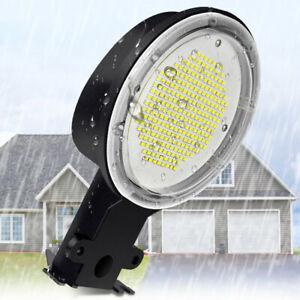 LED Barn Yard Street Outdoor Security Light Flood light Dusk to Dawn Waterproof