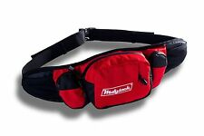 RED MOTORCYCLE TOOL PACK WAIST POUCH DRY BAG ENDURO OFF ROAD ADVENTURE BMW KTM