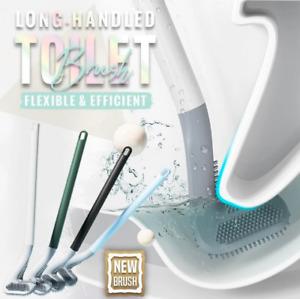 Silicone Long-handled Toilet Brush