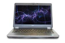 """C Grade Dell Latitude E6440 14"""" Intel i7 8 GB RAM 500 GB HDD Win 10 WiFi Laptop"""