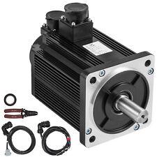 Servo Motor 3.8KW 15NM AC Servo Cable Kit 220V CNC Mill Machine