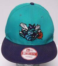 CHARLOTTE HORNETS NBA BASKETBALL ADVERTISING New Era 9FIFTY SNAPBACK HAT CAP