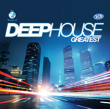 CD Deep House Greatest by Various Artists 2CDs