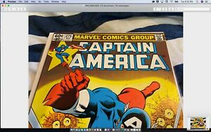 🇺🇸CAPTAIN AMERICA#275:1st app. of 2nd Baron Zemo in classic costume! (1982)🔥