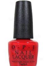 OPI Brillos dejo de Para Mini 3.75 ML Rojo colección de esmalte de uñas