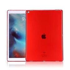 Clear Soft Silicon Transparent TPU Slim Back Case Cover for iPad Air 234 Mini 4