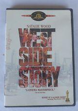 West Side Story (DVD, 2003, Single Disc)