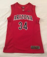 Men's Nike Elite Arizona Wildcats Basketball Jersey Size Adult Small Red