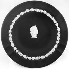 """Coupelle Ancienne """"CÉSAR"""" Porcelaine Noire WEDGWOOD England, Julius Caesar tray"""