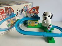 Puppy Go Round Blue Box Toys in Original Box Vintage