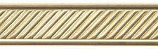 3' Red Brass Pattern Wire Slants Border 16 Gauge Decorative Jewelry Making Wire