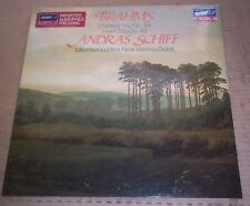 Andras Schiff BRAHMS Clarinet/Horn Trios - London 410 114-1 SEALED