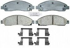 ACDelco 17D1039CH Front Ceramic Brake Pads