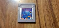 Tetris (Nintendo Game Boy Gameboy, 1989) Authentic Cleaned & Tested