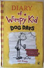 Diary of a Wimpy Kid - Dog Days: Book 4 by Jeff Kinney (Hardback, 2009)