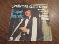 45 tours jacques dutronc gentleman cambrioleur