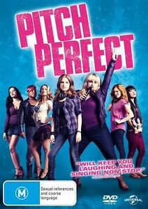 Pitch Perfect - Sing-Along Edition (2012, DVD) - SAME / NEXT DAY - FAST POST