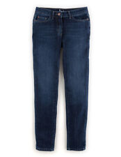 NWT $78 BODEN WOMEN'S WASHED INDIGO SKINNY ANKLE SKIMMER JEANS WC121 -SIZE US 6L