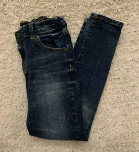 Boy's Gymboree Super Skinny Denim Medium Wash Jeans Size 8 NICE!