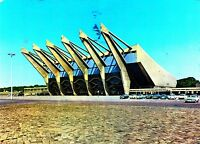 Bremen , Stadthalle ,Ansichtskarte,1972 gelaufen