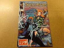 COMIC IMAGE JUNIOR PRESS / DIVINE RIGHT N° 3