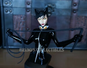 New 52 Catwoman Bust DC Comics Super Heroes Statue DC Collectibles