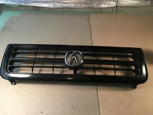 96-97 Genuine OEM Factory Acura SLX front radiator grill assembly BLACK SUV