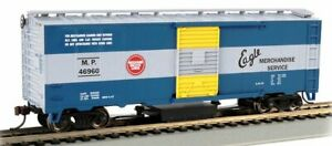 HO Scale - Track Cleaning Car, Missouri Pacific - BAC-16318 A