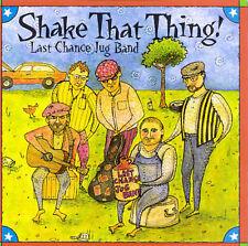 Last Chance Jug Band-Shake That Thing!-Inside Memphis 0501-CD