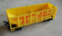 Vintage HO Scale Bachmann Union Pacific Short Hopper Car LOOK