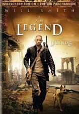 Thriller - I Am Legend (DVD, 2008) (Bilingual) Drama Will Smith NEW