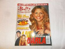 Buffy The Vampire Slayer UK Magazine Issue 22 June 2001 A Date With Darla