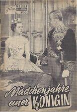 NFP: 3106: Mädchenjahre einer Königin( Marischka ) Romy Schneider, Adrian Hoven