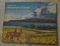 J. CLARKE / I. LOE - A GUIDE TO THE NATIONAL PARKS OF ZAMBIA - ANNO:1986   (P2)