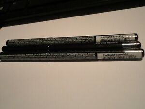 3 AVON glimmerstick Diamond eyeliner TWILIGHT SPARKLE  lot of 3 NEW discontinued