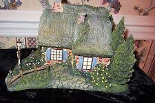 Thomas Kinkade Hawthorne Village Sweetheart Cottage Seaside Village Coa Box