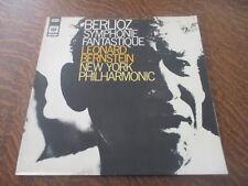33 tours LEONARD BERNSTEIN NEW YORK PHILHARMONIC HECTOR BERLIOZ symphonie