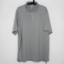 RLX Ralph Lauren Mens Large Golf The Biltmore Wicking Polo Shirt NWOT R1083