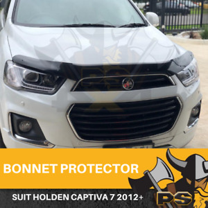 Bonnet Protector for Holden Captiva 7 Series 2 2011-17 Tinted Guard